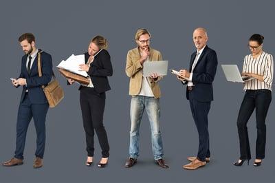 Convivencia generacional en las empresas