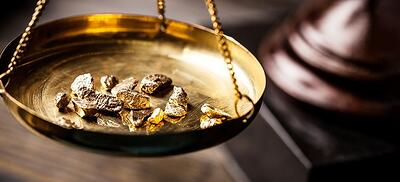 ¿Por qué el oro es un buen refugio de inversión?