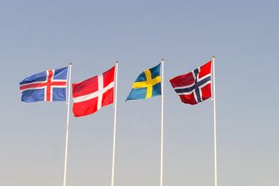 5 aspectos de bienestar económico sobre países nórdicos